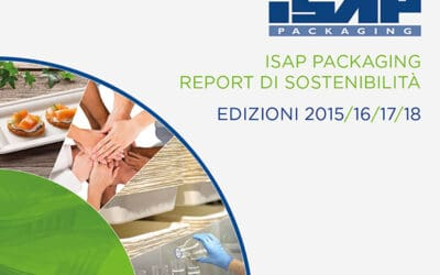 ISAP PACKAGING REPORT DI SOSTENIBILITÀ
